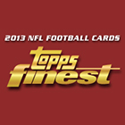 2013 Topps Finest Football Cards