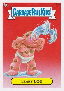 2013 Topps Garbage Pail Kids Brand New Series 2 C Variations 3