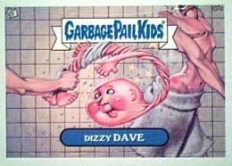 2013 Topps Garbage Pail Kids Brand New Series 2 C Variations 5