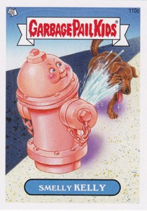 2013 Topps Garbage Pail Kids Brand New Series 2 C Variations 7