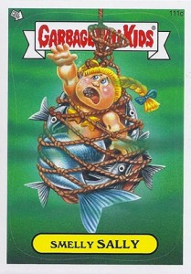 2013 Topps Garbage Pail Kids Brand New Series 2 C Variations 8