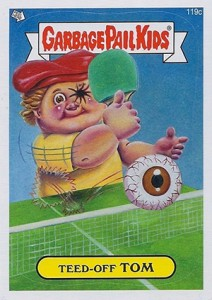 2013 Topps Garbage Pail Kids Brand New Series 2 C Variations 13