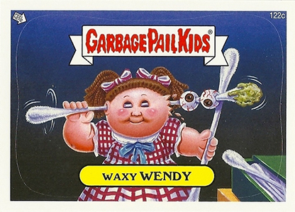2013 Topps Garbage Pail Kids Brand New Series 2 C Variations 15