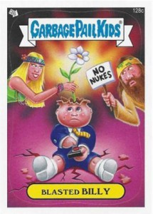 2013 Topps Garbage Pail Kids Brand New Series 2 C Variations 18
