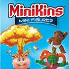2013 Topps Garbage Pail Kids MiniKins Mini Figures