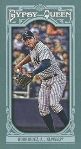 2013 Topps Gypsy Queen Baseball Mini Card Variations Guide 2