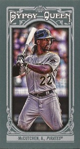 2013 Topps Gypsy Queen Baseball Mini Card Variations Guide 69