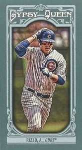 2013 Topps Gypsy Queen Baseball Mini Card Variations Guide 37