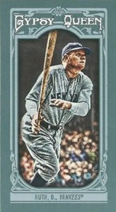 2013 Topps Gypsy Queen Baseball Mini Card Variations Guide 9