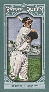 2013 Topps Gypsy Queen Baseball Mini Card Variations Guide 50