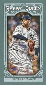 2013 Topps Gypsy Queen Baseball Mini Card Variations Guide 5