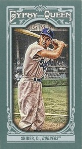2013 Topps Gypsy Queen Baseball Mini Card Variations Guide 91