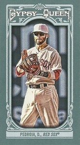 2013 Topps Gypsy Queen Baseball Mini Card Variations Guide 62