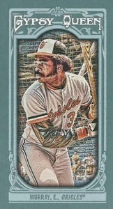 2013 Topps Gypsy Queen Baseball Mini Card Variations Guide 25