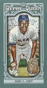 2013 Topps Gypsy Queen Baseball Mini Card Variations Guide 59