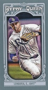 2013 Topps Gypsy Queen Baseball Mini Card Variations Guide 74