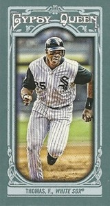 2013 Topps Gypsy Queen Baseball Mini Card Variations Guide 42