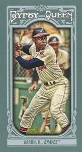 2013 Topps Gypsy Queen Baseball Mini Card Variations Guide 93