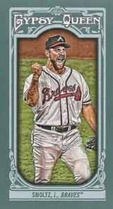 2013 Topps Gypsy Queen Baseball Mini Card Variations Guide 11