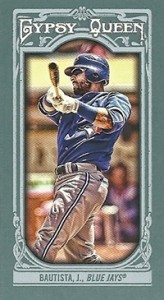 2013 Topps Gypsy Queen Baseball Mini Card Variations Guide 12