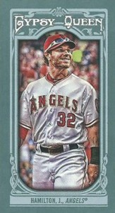 2013 Topps Gypsy Queen Baseball Mini Card Variations Guide 46