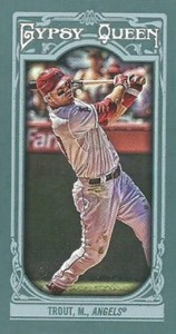 2013 Topps Gypsy Queen Baseball Mini Card Variations Guide 4