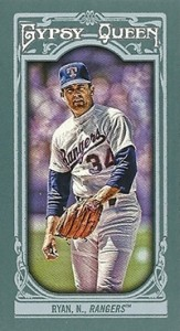 2013 Topps Gypsy Queen Baseball Mini Card Variations Guide 38