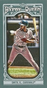 2013 Topps Gypsy Queen Baseball Mini Card Variations Guide 66