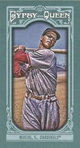 2013 Topps Gypsy Queen Baseball Mini Card Variations Guide 16