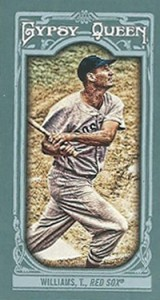 2013 Topps Gypsy Queen Baseball Mini Card Variations Guide 67