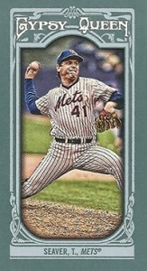 2013 Topps Gypsy Queen Baseball Mini Card Variations Guide 55