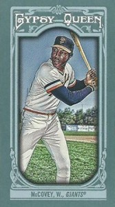 2013 Topps Gypsy Queen Baseball Mini Card Variations Guide 90