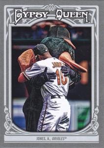 2013 Topps Gypsy Reine Baseball Carte Choisissez 232-349