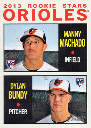 Manny Machado Rookie Cards Checklist and Guide 18