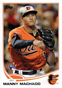 2013 Topps Baseball Factory Set Rookie Variations Guide 1