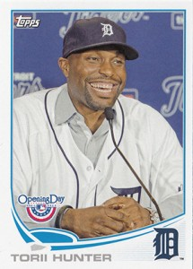 2013 Topps Opening Day Baseball Variations Short Prints Guide 13