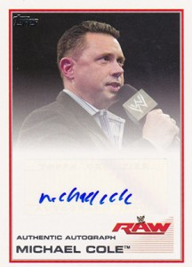 2013 Topps WWE Autographs Visual Guide 14