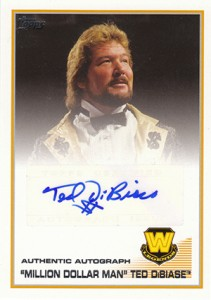 2013 Topps WWE Autographs Visual Guide 15