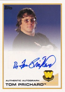 2013 Topps WWE Autographs Visual Guide 20