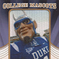 2013 Upper Deck Football College Mascots Patch Card Guide