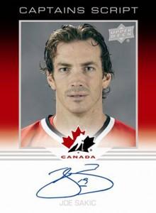 2013 Upper Deck Team Canada Hockey Cards 27