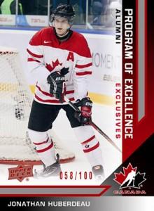 2013 Upper Deck Team Canada Hockey Cards 23