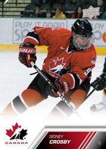 2013 Upper Deck Team Canada Hockey Cards 22