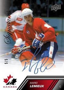 2013 Upper Deck Team Canada Hockey Cards 25