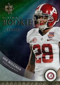 2013 Upper Deck Ultimate Collection Dee Milliner