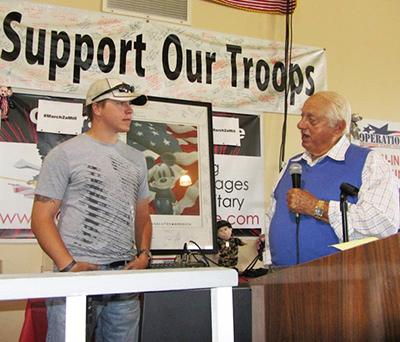 Iraq War Veteran, Purple Heart Recipient Doc Jacobs to Appear on Upper Deck Baseball Card 2