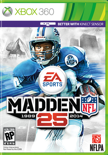 Madden NFL 25 Cover - XBOX