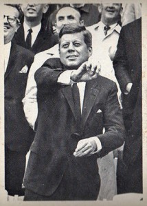1964 Topps John F. Kennedy Trading Cards 21