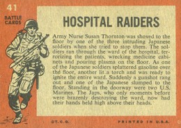 1965 Topps Battle Trading Cards 4