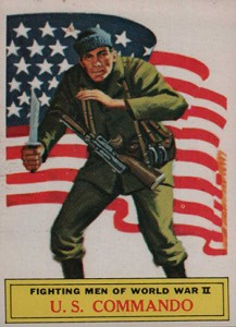 1965 Topps Battle Trading Cards 1